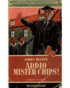 ADDIO MISTER CHIPS di James Hilton
