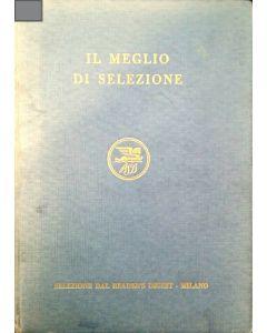 IL MEGLIO DI SELEZIONE Selezione Dal Reader's Digest