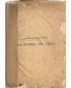 LA STORIA DEL CIELO di Camillo Flammarion