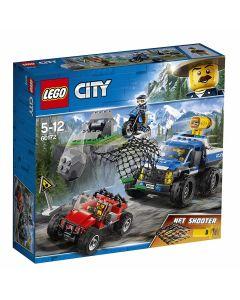 Lego City - Police - Duello fuori strada 60172