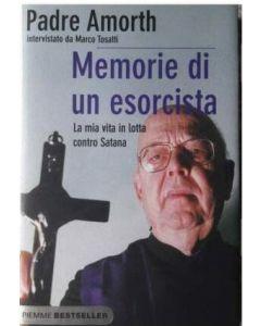MEMORIE DI UN ESORCISTA di Padre Amorth