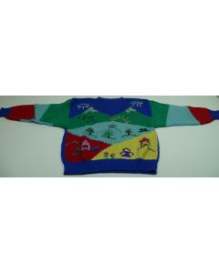 PULL OVER FANTASIA VINTAGE