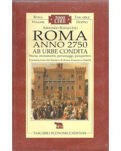 ROMA ANNO 2750 AB URBE CONDITA di Armando Ravaglioli