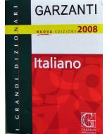 DIZIONARIO ITALIANO 2008 Garzanti