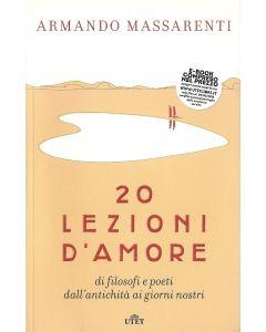 20 LEZIONI D'AMORE di Armando Massarenti