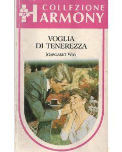 VOGLIA DI TENEREZZA di Margaret Way - Collezione Harmony