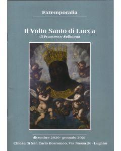 IL VOLTO SANTO DI LUCCA di Francesco Solimena