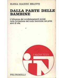 DALLA PARTE DELLE BAMBINE di Elena Gianini Belotti