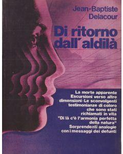 DI RITORNO DALL' ALDILÁ di Jean Baptiste Delacour