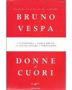 DONNE DI CUORI di Bruno Vespa