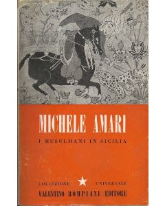 I MUSULMANI IN SICILIA di Michele Amari
