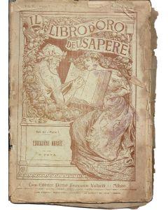 IL LIBRO D'ORO DEL SAPERE - Educazione Morale-Fisica e Anatomia Umana Vol. VI