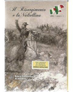 Cofanetto - IL RISORGIMENTO E LA VALTELLINA - Banca Popolare di Sondrio