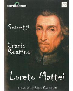 SONETTI-ERARIO REATINO di Loreto Mattei