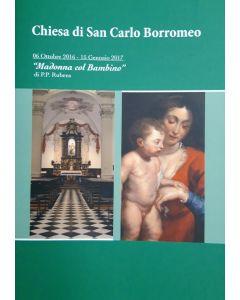 MADONNA COL BAMBINO - Peter Paul Rubens