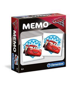 MEMO CARS Clementoni