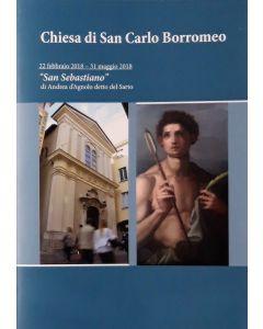 SAN SEBASTIANO - Andrea d'Agnolo detto del Sarto