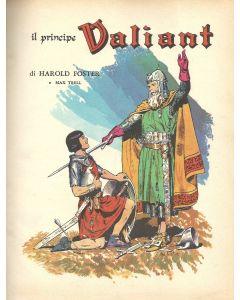 IL PRINCIPE VALIANT SET di Hal Foster