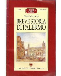 BREVE STORIA DI PALERMO di Nino Muccioli