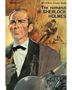 Tre Romanzi di Sherlock Holmes